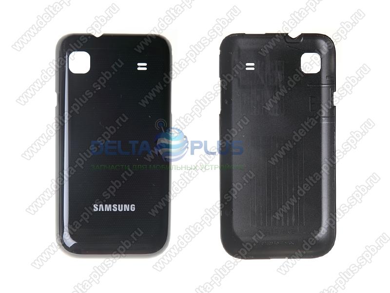 Чехол samsung i9003 (galaxy sl) задняя крышка пластиковый прорезиненный moshi case soft touch красный